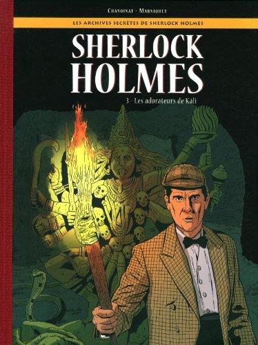 Les Aventures secrètes de Sherlock Holmes T3