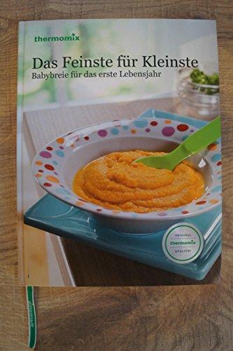 Das Feinste für Kleinste Original Vorwerk Kochbuch Babys Kleinkinder