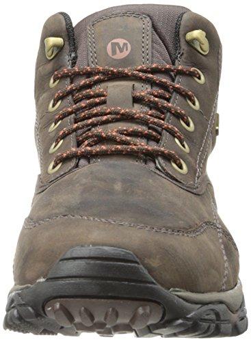 Merrell Moab Rover Mid Waterproof, Chaussures de Randonnée Hautes Homme Expresso