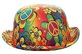 Melone Hippie Hut Mottoparty, Karneval, Partyhut