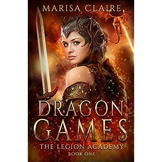 Dragon Games: The Legion Academy (English Edition)