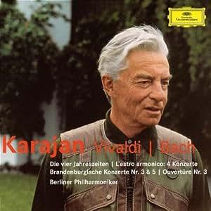 Vivaldi - Les 4 Saisons / Bach - 4 Concertos Brandebourgeois