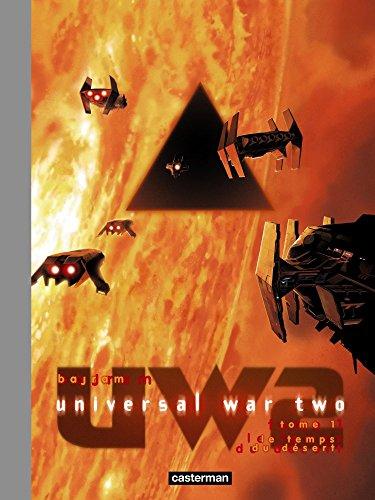 Universal War Two, Tome 1 (Deluxe) : Le temps du désert