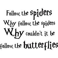 Intercoat HARRY POTTER RON WEASLEY SPIDERS WALL ART DECAL STICKER.2 SIZES.FILM CHILDRENS