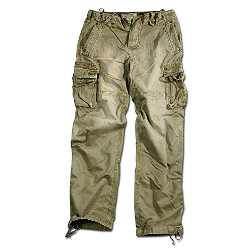 Alpha Industries - Pantalon - Homme Vert Vert olive Vert olive