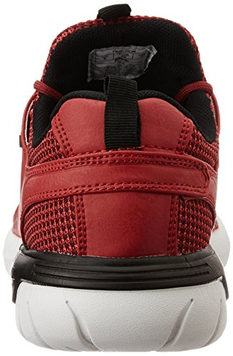 British Knights Herren Fraction Low-Top Rouge