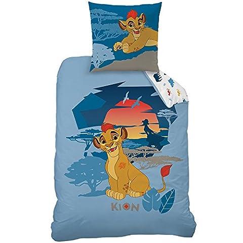 ROI LION - Parure de lit : Housse de Couette