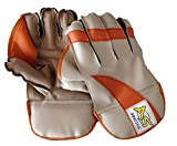#9: HeadTurners Cricket Wicket Keeping Gloves - Practice(Colour May Vary)