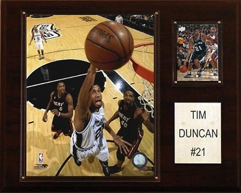 NBA Tim Duncan San Antonio Spurs Player