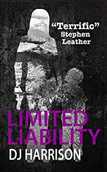 Limited Liability (Jenny Parker Book 3) by [Harrison, D J]