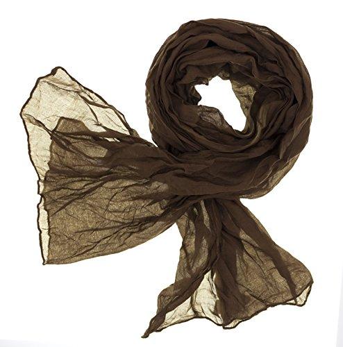 b0a597dd22359b DOLCE ABBRACCIO CRAZY MAMA Damen Schal Halstuch Tuch Damenschal aus  Baumwolle MASH Schals Ganzjährig Frühling Sommer