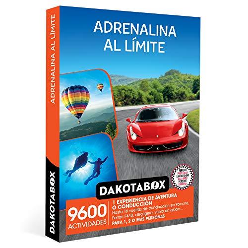 Dakotabox Adrenalina Au Limite Boîte Cadeau, Mixte Adulte, Standard