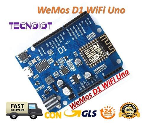 TECNOIOT ESP-12F WeMos D1 WiFi Based ESP8266