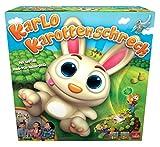 Goliath 30512 | Kinderspiel Karlo Karottenschreck | lustiges Fang-den-Hasen-Spiel | Spannendes Reaktions- und Geschicklichkeitsspiel | ab 4 Jahren