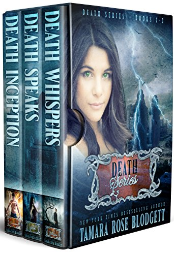 The Death Series (Books 1-3): New Adult Dark Paranormal/Sci-fi Romance