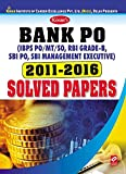 #10: Kiran's Bank PO 2011-2016 Solved Papers - 1848