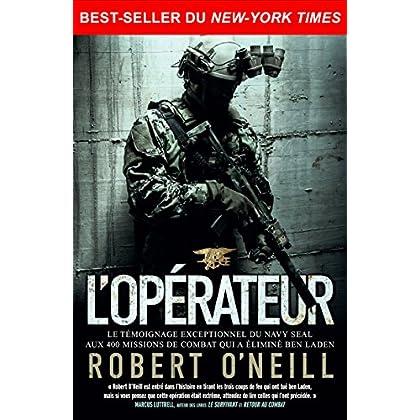 L'opérateur: Best-seller du New York Times (Nimrod)