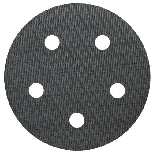 PORTER-CABLE 15000 5-Inch 5-Hole Standard Hook and Loop Replacement Pad for 7334, 7335, and 97355 Sanders by PORTER-CABLE (Sander Portercable)
