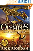 #8: Heroes of Olympus: The Lost Hero