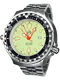 Tauchmeister Automatic GMT Big size diver watch - sapphire glass T0276-M