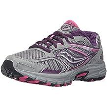Saucony cohesión de la mujer TR9Trail Running Shoe