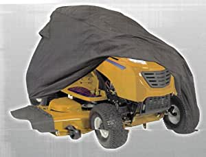Protective Tarpaulin Protective Cover for Ride-On Lawnmower XL