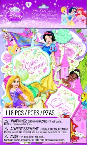 Disney gestanzt Karton, Prinzessin ()