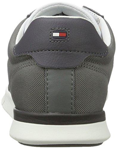 Tommy Hilfiger Herren T2285obias 9c Sneakers Grau (Steel Grey 039)