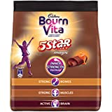 Bournvita Cadbury 5 Star Magic Health Drink 500 gm refill pack
