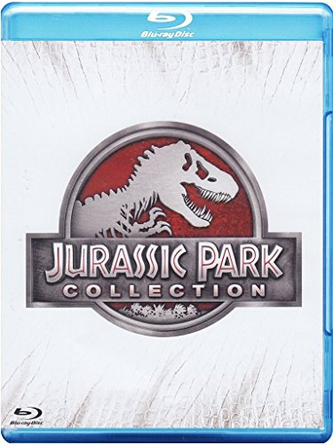 Jurassic Park Collection (4 Blu-Ray) [Italy] [Blu-ray]