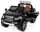 RIRICAR Ford Ranger Wildtrak de Luxe Voiture-Jouet électrique pour Enfant, 2.4Ghz...