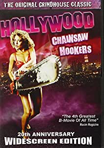 Hollywood Chainsaw Hookers: 20th Anniversary [DVD] [1988] [Region 1] [US Import] [NTSC]