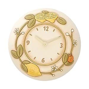 Thun limoni orologio da parete ceramica variopinto for Thun orologio da parete prezzi