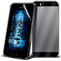Aventus ( Trasparente ) Samsung Galaxy J3 (2017) Premium Silicone Molle Del Gel Copertura Con Screen Protector Pellicola LCD - Caso Poly Trasparente