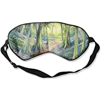 Green Trees Paint Art Sleep Eyes Masks - Comfortable Sleeping Mask Eye Cover For Travelling Night Noon Nap Mediation... preisvergleich bei billige-tabletten.eu