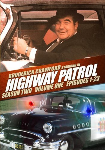 Highway Patrol: Season Two - Volume One (Episodes 1 - 23) - Amazon.com Exclusive by Broderick Crawford