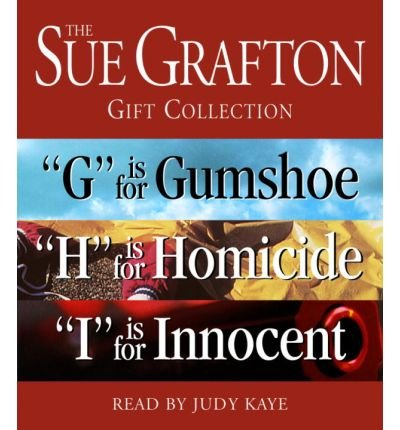 Hörbücher Sue Grafton Cd ([Sue Grafton Ghi Gift Collection: