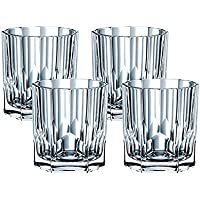 Spiegelau & Nachtmann 4-teiliges Whiskybecher-Set, Aspen, 92126