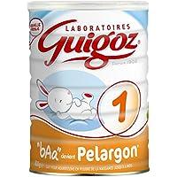 Nestlé Guigoz Pelargon 1 Lait Infantile 1er Age en Poudre 800 g