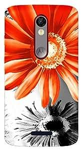 TrilMil Printed Designer Mobile Case Back Cover For Motorola Moto X Force