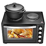Best Countertop Ovens - 38Litre Mini Oven and Grill with Double Hot Review