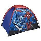 exxel Spiderman Kinder Zelt mit PE Boden
