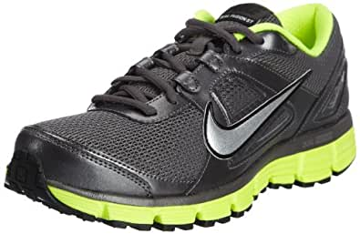 Nike Mens Dual Fusion ST Running Shoe Gray Grau/Dunkelgrau