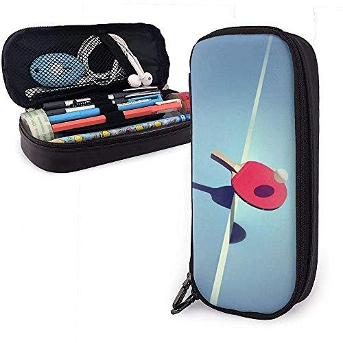 Tischtennisschläger Große Kapazität Lagerung Marker Fall Stifthalter, Kosmetik Make-up Tasche, Schreibwaren Veranstalter Bleistiftbeutel