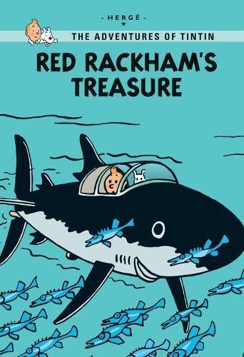 Red Rackham's Treasure (Tintin Young Readers Series)
