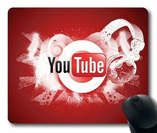 popular-mouse-pad-with-youtube-video-hosting-logo-google-non-slip-neoprene-rubber-standard-size-9-in