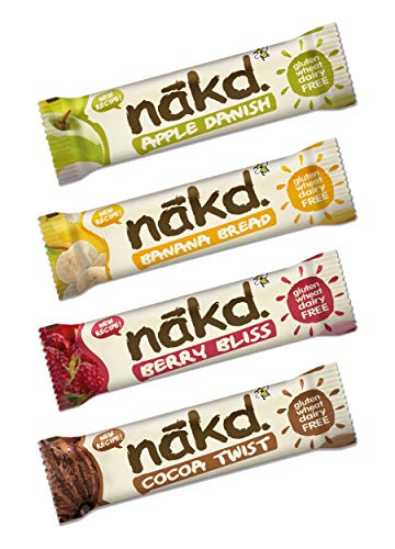 Nakd Mixed Case Selections