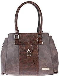 Fur Jaden Women's Handbag(Beige,H300_Dbeige)