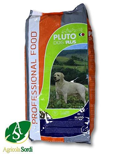 Croccantini pluto dog plus 20kg mangime alimento per cani adulti
