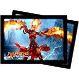 Card Sleeves: 2014 Core Set: Chandra Horizontal